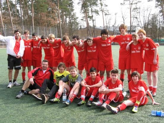 C1-Junioren am 17.03.2012