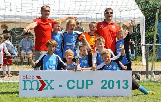 Turniersieg Büromixcup 2013